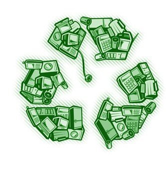 All Green Recycling Electronics Recycling Services