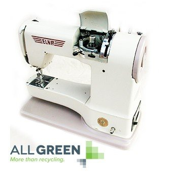 sewing machine recycling