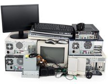 Recycle Electronics in the City of Commerce, CA