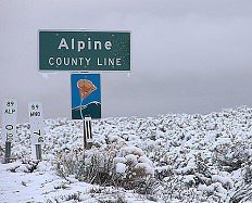 Alpine County Electronic Waste Recycling Image