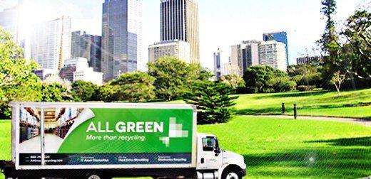 Business Recycling Donation Program