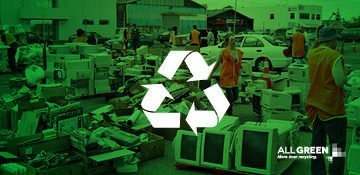 E-Waste Recycling Event Image