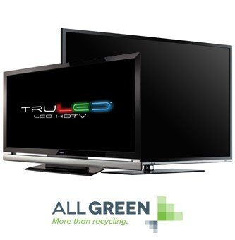 recycle lcd tv