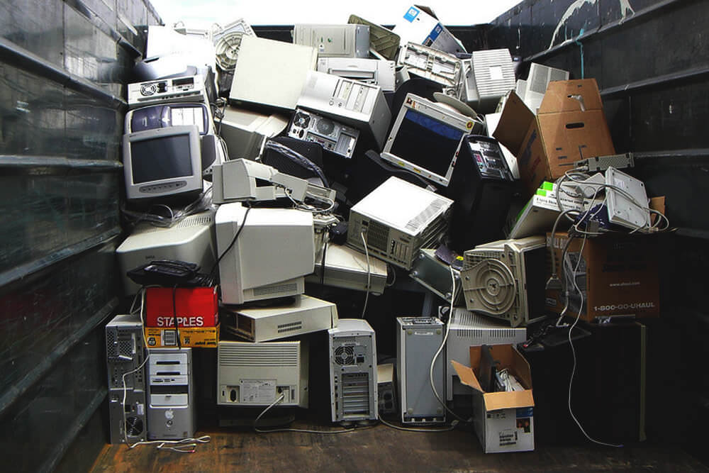 Why It's Important To Recycle Electronics Image - AGR