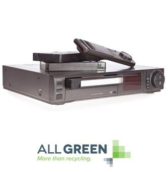 VCR Recycling - DVD Player Recycling