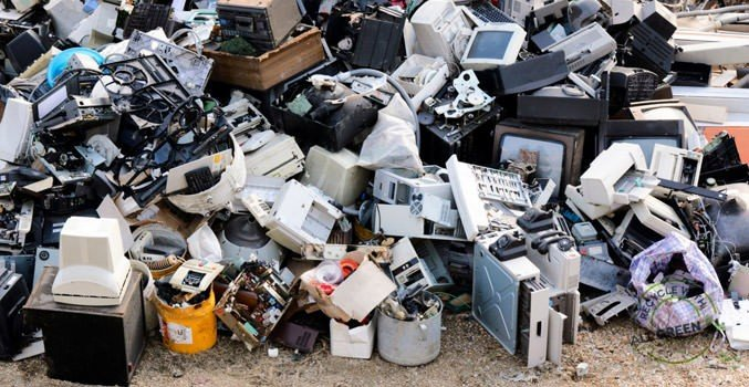 How To Recycle Electronics