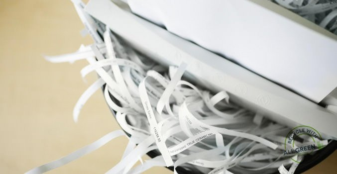 The Document Shredding Process and Why You Should Use It
