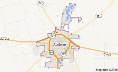 Abilene Map