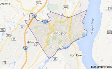 kingston-ny-map
