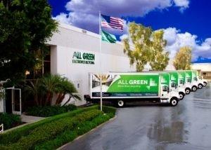 All Green Trucks Image