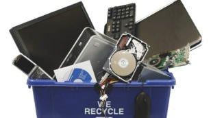 Where Does E-Waste Go Image - AGR