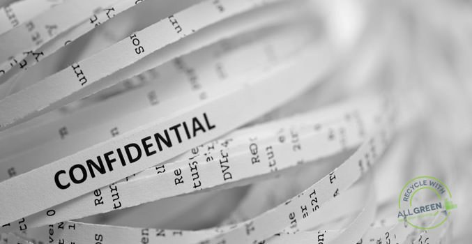the document shredding process