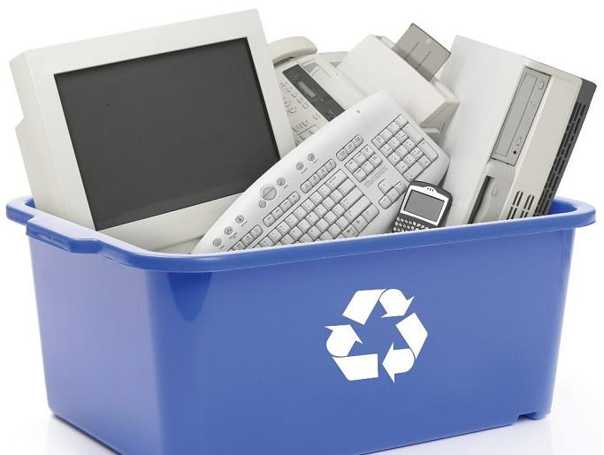 how to manage e-waste