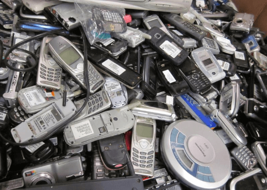 Electronic Waste Recycling Carson