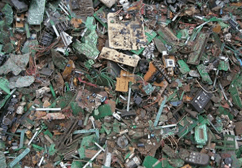 Electronics Recycling Shasta County