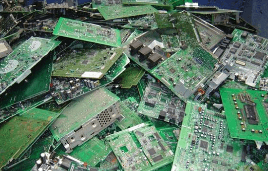 Financial District Electronic Waste Recycling
