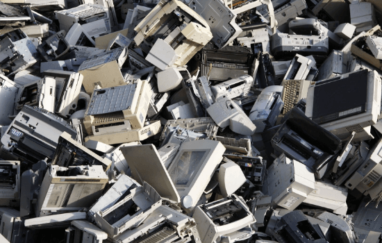 Nomad Electronic Waste Recycling