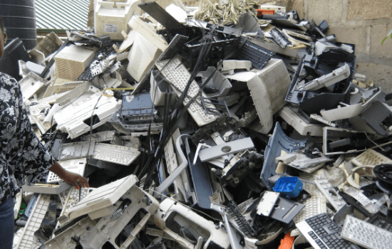 Queens Electronic Waste Recycling
