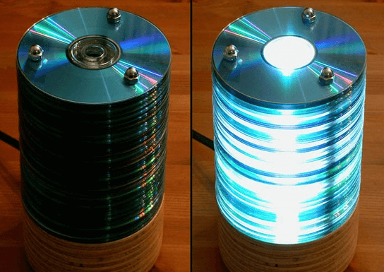 Recycle CD Cases