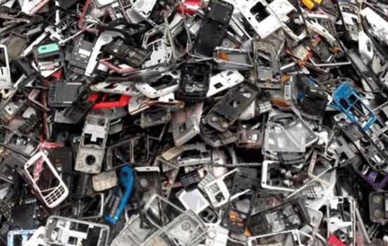 Sacramento Valley Area E-Waste Recycling
