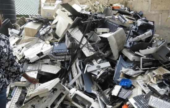San Joaquin Valley E-Waste Recycling