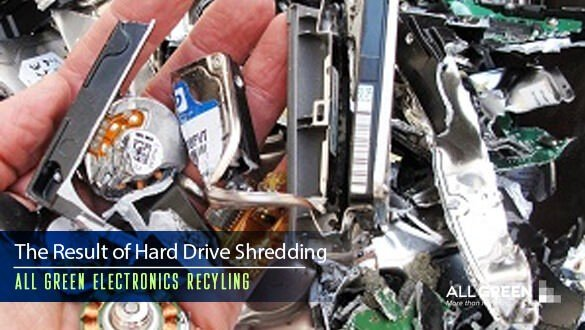 Electronics Recycling & IT Asset Disposition