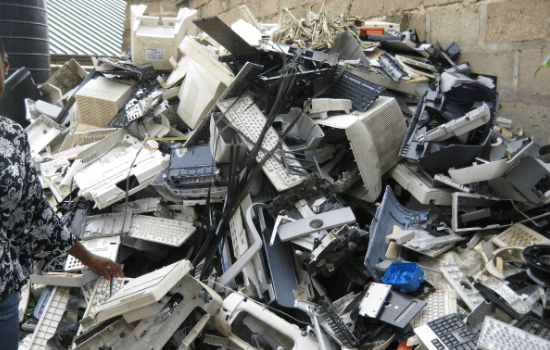 Tennessee Electronic Waste Recycling