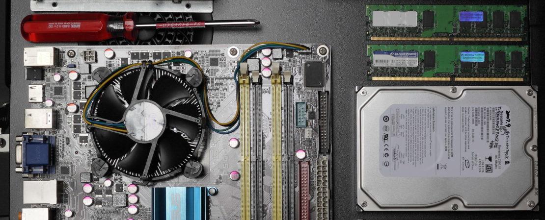 Electronic tech recycling
