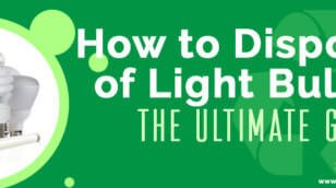 Disposeof light bulbs guide