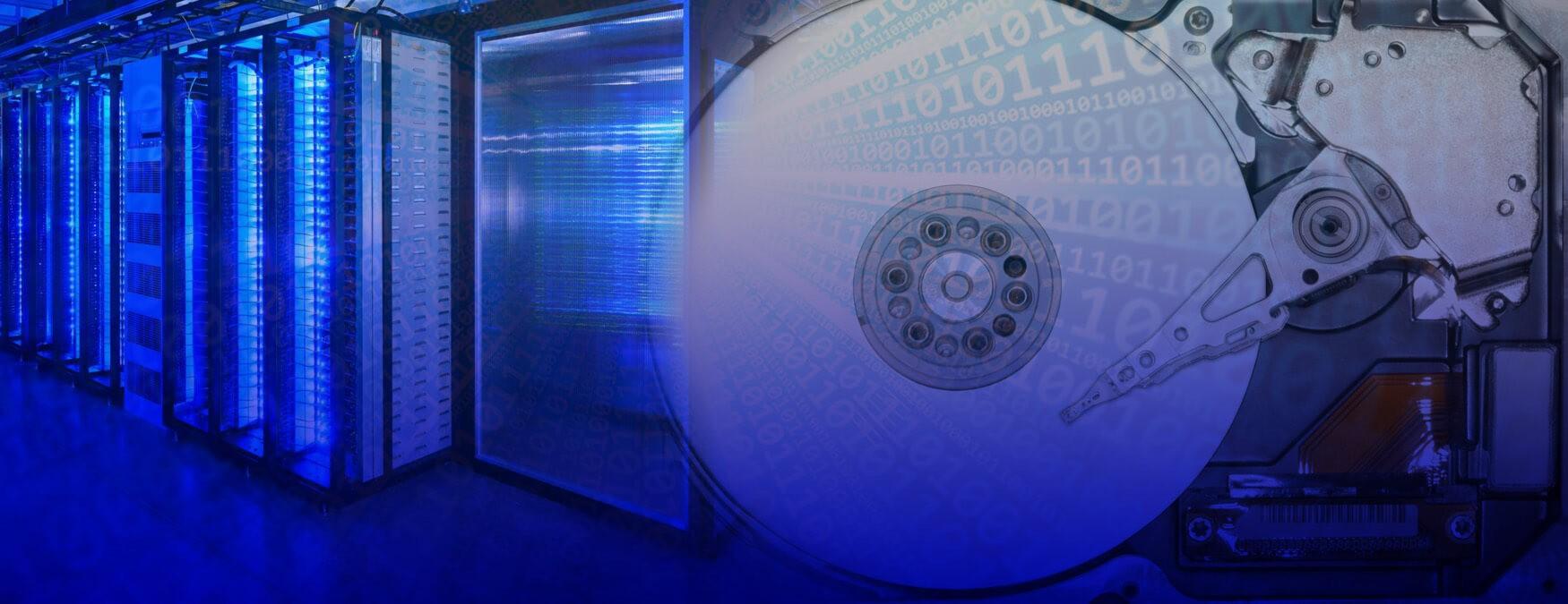 Data Center Image - AGR
