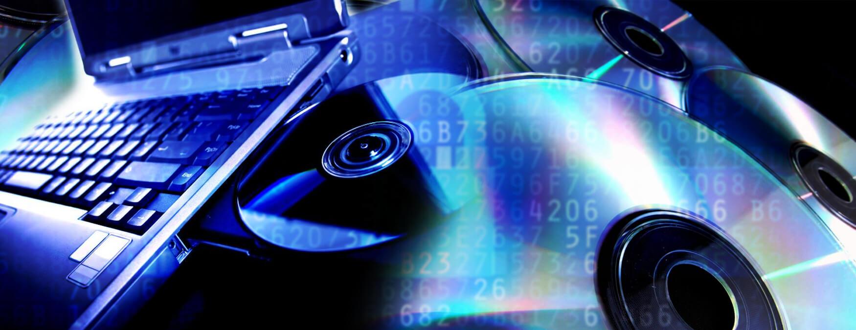 CD and DVD Shredding Image - AGR