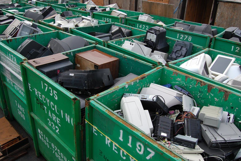 Where To Recycle Electronics Image - AGR