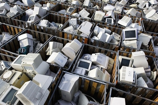 Importance of Computer Recycling Image - AGR