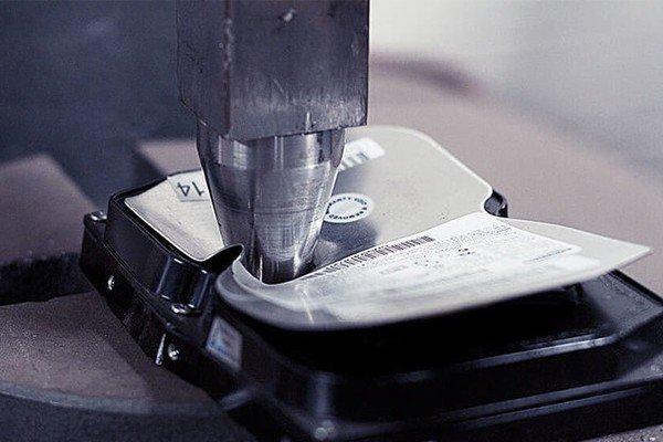 Destroy Hard Drive Data Proffesional Image - AGR
