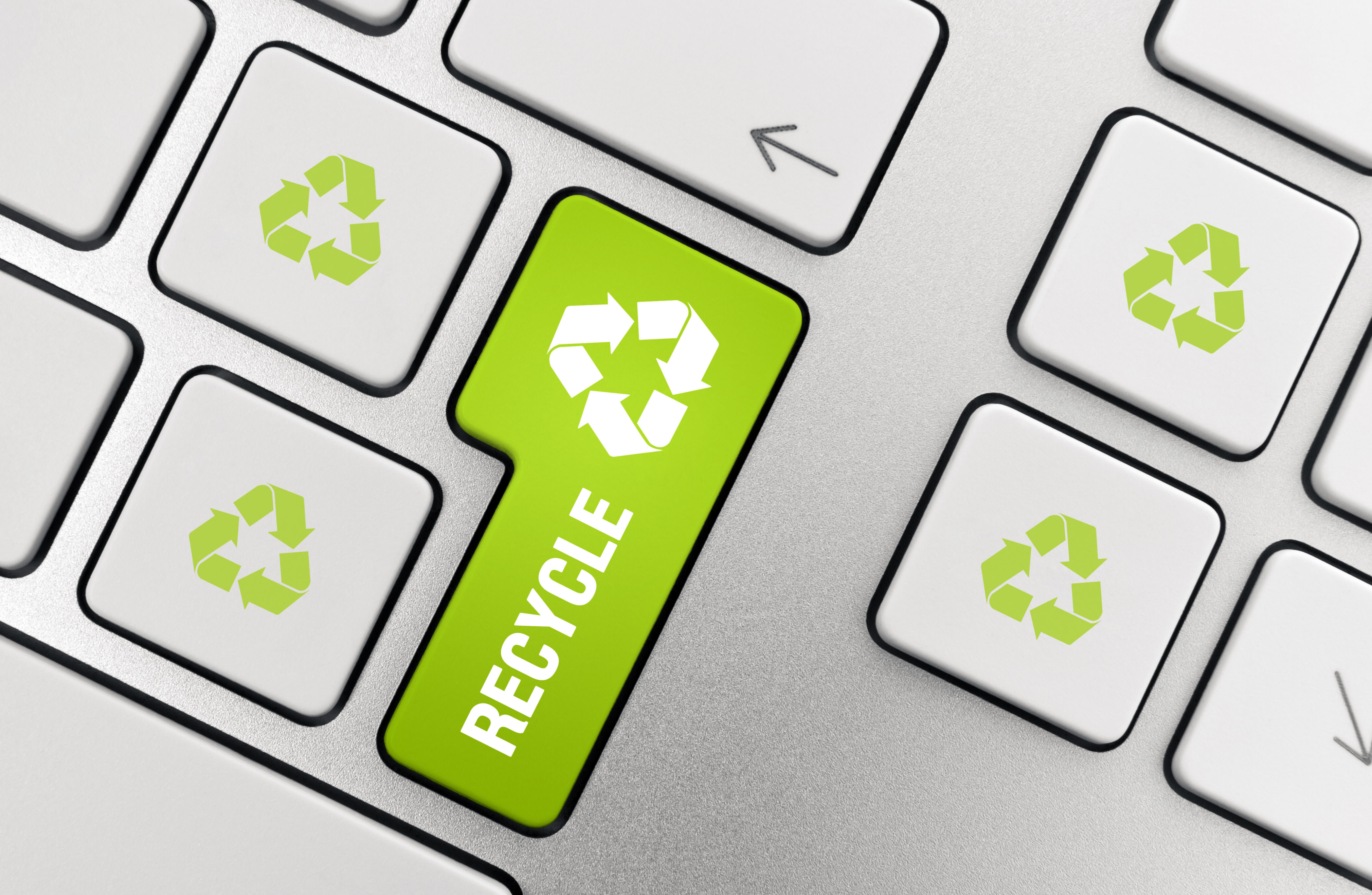 IT Asset Disposition Help the Environment Image - AGR
