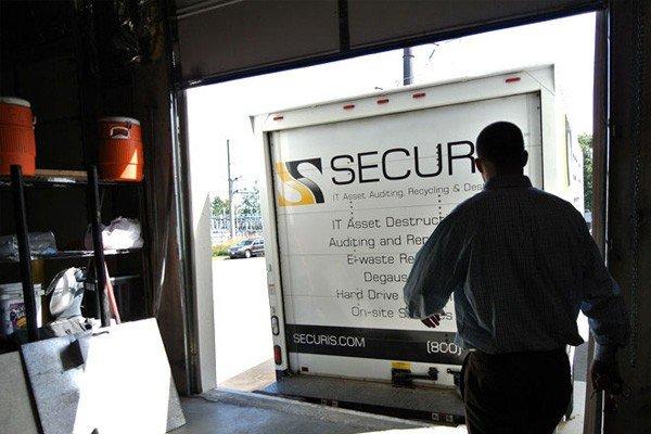 Secure Shredding Image AGR
