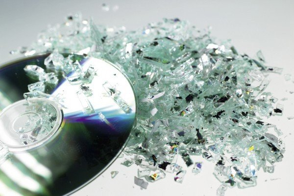 Why Shred Old CDs and DVDs Image AGR
