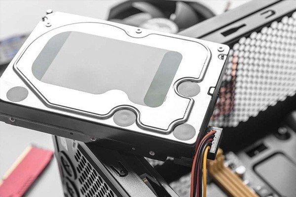 How Do You Destroy A Hard Drive Image - AGR
